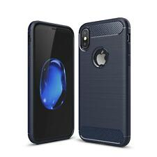 BRUSHED TPU SOFT CASE COVER SKIN FOR APPLE IPHONE XS MAX