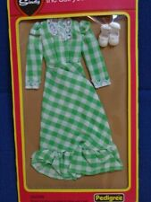 Vintage Pedigree Sindy Boxed Complete 1978 Barn Dance  Outfit HTF NRFB 44271
