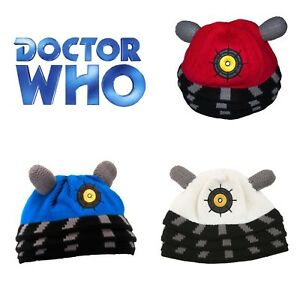 Doctor Who - Dalek Beanie (3 Colours to Choose From)