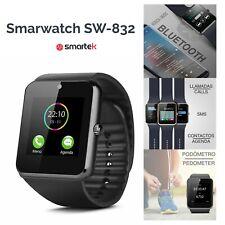 Reloj Pulsera Inteligente Multifuncional Smartek SW-832, Smartwatch Bluetooth