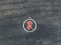 SF Giants Charm for Jewelry, Bracelets, Necklaces, Crafts, Baseball charms, USA