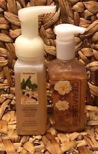 Bath & body works creamy luxe & gentle Foaming Hand Soap- WARM VANILLA SUGAR