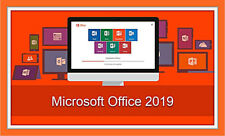 MS OFFICE 2019 💼  PRO PLUS ✅ 32/64bit  License Key Mac/Win ✅ Instant Delivery ✅