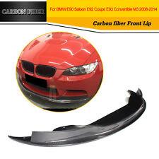 Carbon Fiber Front Lip Chin Spoiler Fit for BMW E90/E92/E93 M3 Bumper A Style