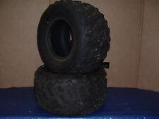 05-06 Yamaha 350 Banshee OEM Dunlop KT 877A 20x10-9 Tires ( Restoration Item )