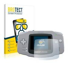 AirGlass Glasfolie Nintendo Gameboy Advance GBA Panzerfolie Schutzglas