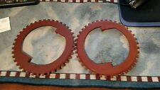 Ford 309 planter seed plates 108951 A1 sorghum, milo, okra, or any small seed