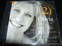 Olivia Newton John (2) Duets CD Ft Keith Urban Darren Hayes Tina Arena Billy Tho