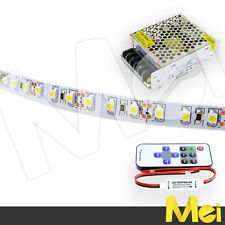 B045+H004+D013 striscia LED 600 smd 3528 luce BIANCA 5000K 5mt led alta densità