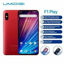UMIDIGI F1 Play Android 9.0 Smartphone 6.3''  6GB 64GB ROM Cell Phone Unlocked