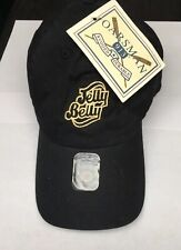 Jelly Belly Jelly Beans Black Adult Size Baseball Cap Hat Adjustable New