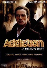 Addiction: A 60's Love Story Ian Harding, Evanna Lynch DVD