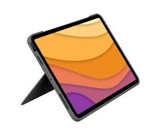 Logitech Combo Touch Backlit Keyboard Case iPad Air 10.9 Inch 4th Gen Grey MP