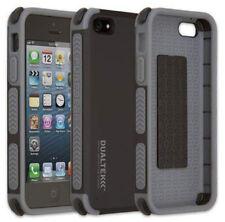 PureGear Matte Black Dualtek Extreme Rugged Case Cover for Apple iPhone 5 5s SE