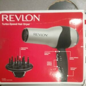 Revlon Ionic Hair Dryer Professional Turbo Blow 2 Speed 1875W TESTED