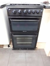 brown 50cm gas cooker