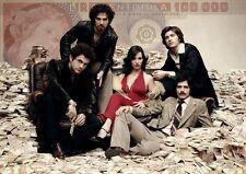 POSTER ROMANZO CRIMINALE SERIE TV DANDI FREDDO LIBANO 1