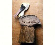 Poly  resin decorative bird  Table Piece - PELICAN   - FWC132