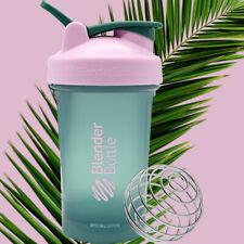 Blender Bottle Edición Especial Clásico 20 OZ spoutguard Shaker-Flora