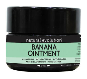 Natural Evolution Banana Healing Ointment 30ml