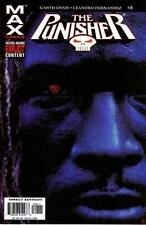 The Punisher #8 MAX, Near Mint 9.4, 1st Print, Garth Ennis Story, 2004