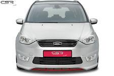 Frontansatz Frontlippe Spoiler Diffusor für Ford Galaxy WA6 / S-Max