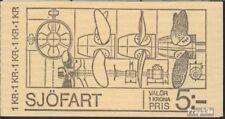 Zweden MH48 postfris 1974 Navigatie