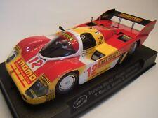 slot.it Porsche 956KH Mugello 1000km 1983 sica09f CIRCUITO DE SLOT 1 :3 2 COCHE