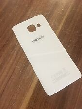 Original ! Samsung Galaxy A3 2016, A310F Backcover Akku Deckel Weiß White!