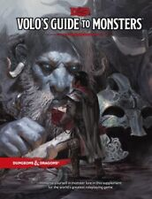 Volo's Guide to Monsters (Dungeons & Dragons, D&D) [New Book] Hardcover, Illus