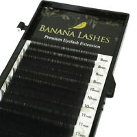 Eyelash Extensions Single Size Tray Faux Mink 9mm-14mm C/D Curl 0.20/0.15/0.07
