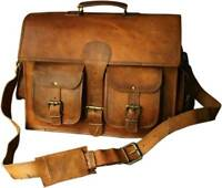 Bag Laptop Leather Briefcase Women Purse Business New Womens Handbag Messenger
