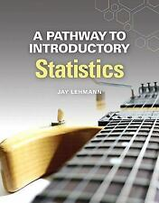 A Pathway to Introductory Statistics PLUS New MyLab Math with Pearson eText -- A