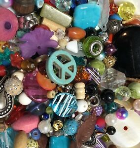 jewelry making supply bead supplies Bead clearance sale mix size beads cheap beads for sale destash craft items bulk mixed color beads