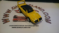 Johnny Lightning 70 Plymouth Superbird 1995 Muscle car U.S.A. jaune (0012)
