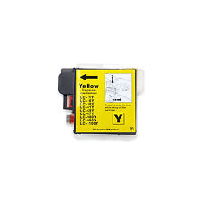 CB1100Y CARTUCCIA COMPATIBILE PER BROTHER LC1100 Y YELLOW BROTHER DCP-193C