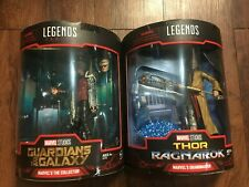 Marvel Legends SDCC Tanaleer Tivan THE COLLECTOR and GRANDMASTER BRAND NEW