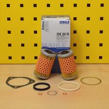 Mahle Filtre À huile Ox36d compatible en BMW R 65 LS 1983 248 50 CH