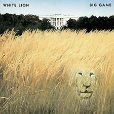 White Lion - Big Game (NEW CD)