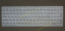 US layout Keyboard Skin Cover For lenovo IdeaPad 510 510-15IKB series Laptop
