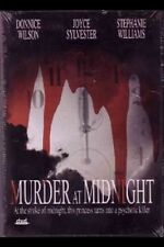 Murder At Midnight DVD New, 2004 Donnice Wilson, Joyce Sylvester