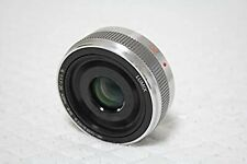 Panasonic Micro Four Thirds LUMIX G 20mm F1.7 II ASPH Silver H-H020A-S USED
