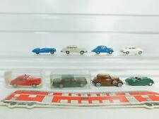 BO619-0,5 #8x Wiking H0 / 1:87 Camión: BMW Bombero + Rolls Royce + DKW + Opel