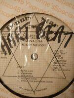Mikey Melody – Mona Lisa - Vinyl LP 1988