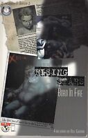 RISING STARS volume one Born in Fire (2000) Top Cow Comics TPB 1st