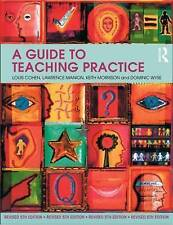 A Guide to Teaching Practice, Good Condition Book, Louis Cohen, Lawrence Manion,
