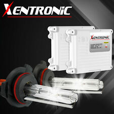 12V 35W H3 Foglight Slim Xenon HID Conversion Kit 1 Set 6000K Diamond White