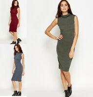 Vestito Donna Vestitino Miniabito Abito WONDERFUL Bodycon SA401 Tg S/M M/L
