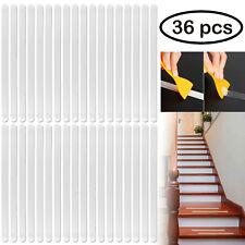 36 pcs Non-Slip Stickers Bathtub Showers Floor Stair Kitchen Tread Safety Strip