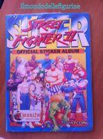 evado mancoliste figurine SUPER STREET FIGHTER 2 € 0,30 MERLIN lista aggiornata